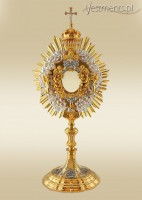 # 438 BAROQUE MONSTRANCE