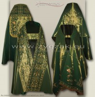BS-R2 ROMAN STYLE BENEDICTION SET