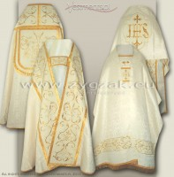 BS-R1 ROMAN STYLE BENEDICTION SET