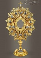 # 449 BAROQUE MONSTRANCE