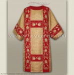 DG-HM-10 RESSURECTION DALMATIC