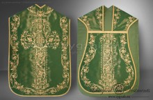 OR-HM-21 GREEN ROMAN LOW MASS SET
