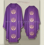 OG-HM-S-1 GOTHIC STYLE CHASUBLE
