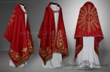 WR-HM-8 ROMAN STYLE HUMERAL VEIL